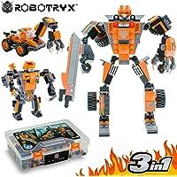 Juguete Robot Stem | Divertido Juego Creativo 3