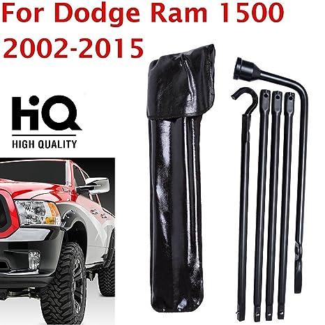 Amazon.com: For Dodge Ram 1500 (2002-2015) Car Tire Wrench Jack Kit