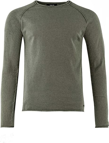 Malvin !Solid Knit Homme Sweater