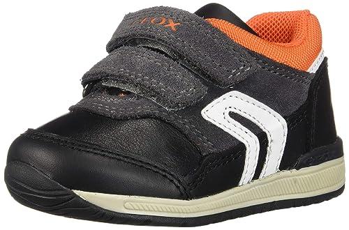 Geox B Rishon A, Zapatillas para Bebés: Amazon.es: Zapatos y complementos