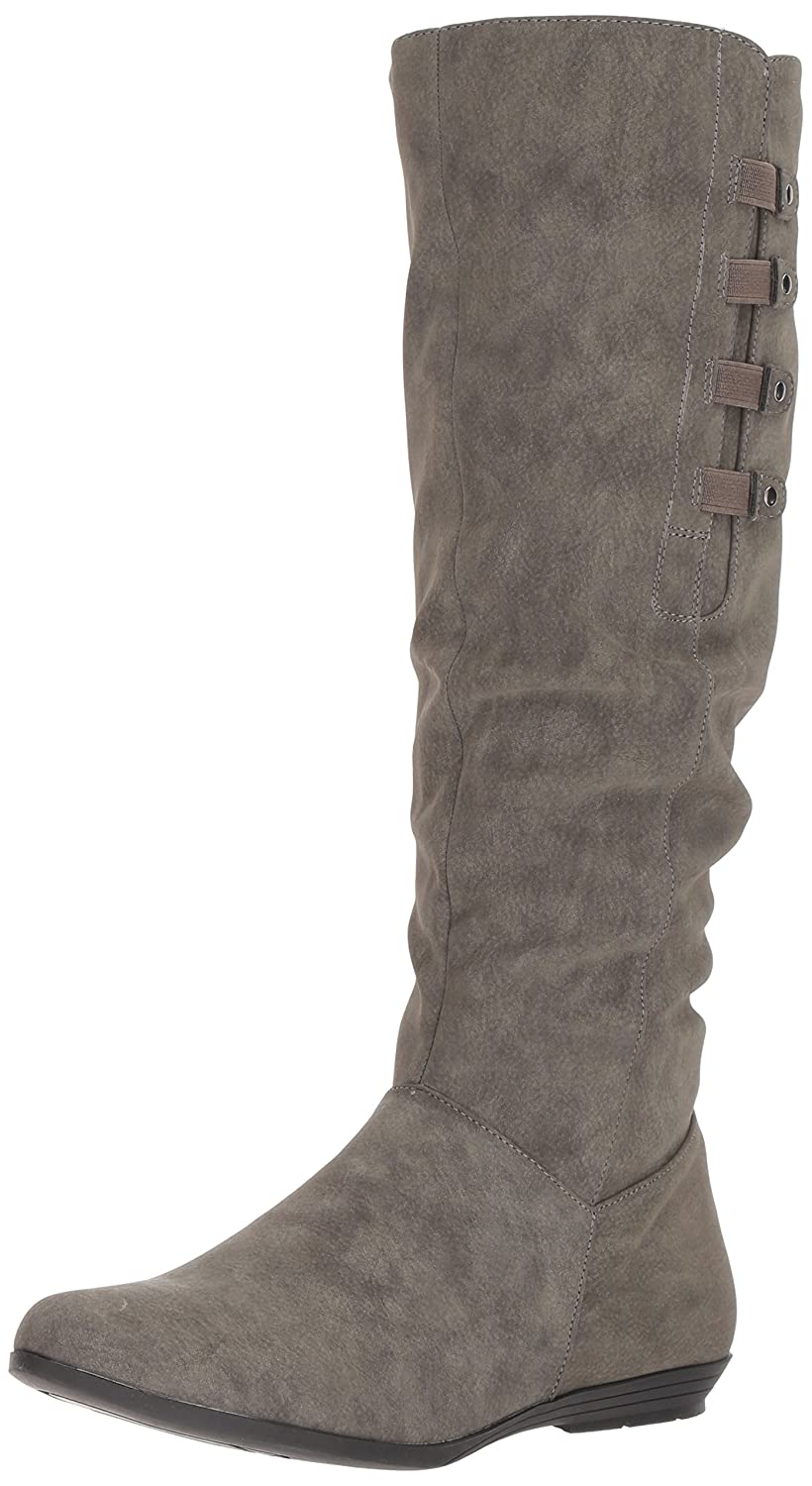 CLIFFS BY WHITE MOUNTAIN Women's Fordham Knee High Boot B074PJ479Z 11 B(M) US|Charcoal