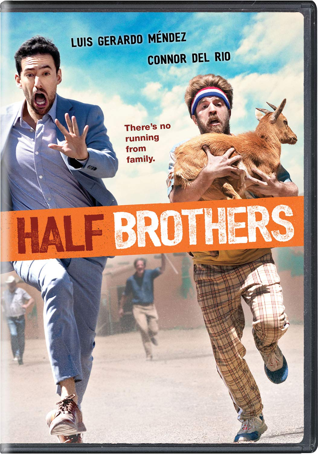 Book Cover: Half Brothers