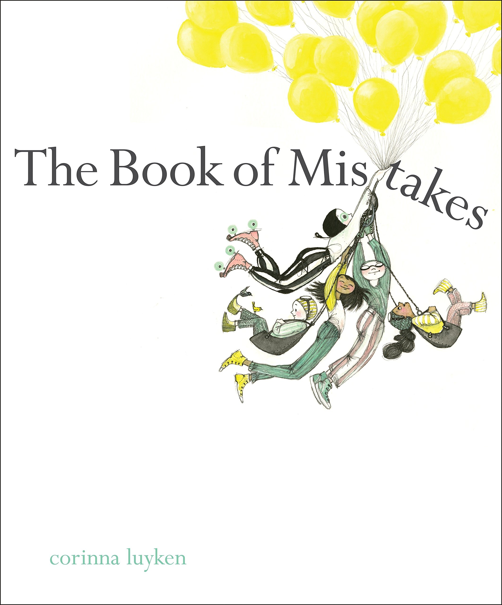 Image result for The Book of Mistakes