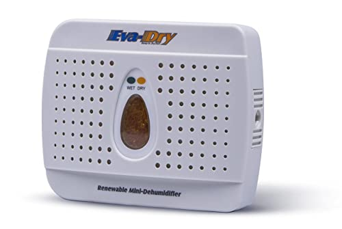 Eva-dry E-333 Renewable Mini-Dehumidifier