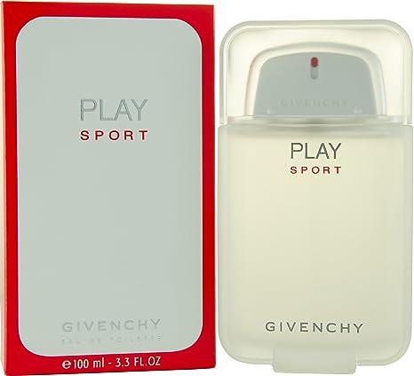 Play MlAmazon Sport Toilette 100 Givenchy Eau De es Vaporizador 5L4ARq3j
