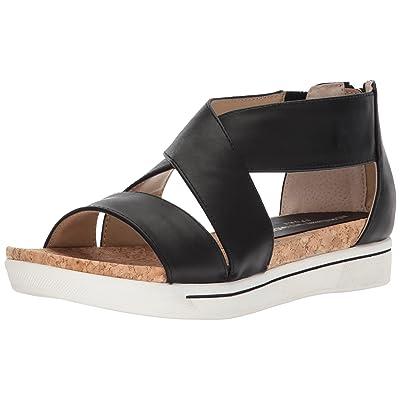Amazon.com | ADRIENNE VITTADINI Footwear Women's Claud Sandal | Platforms & Wedges