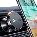 VICSEED Car Phone Mount Magnetic Phone Car Mount Strong Magnet Air