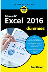 Excel 2016 para Dummies (Spanish Edition) Kindle Edition