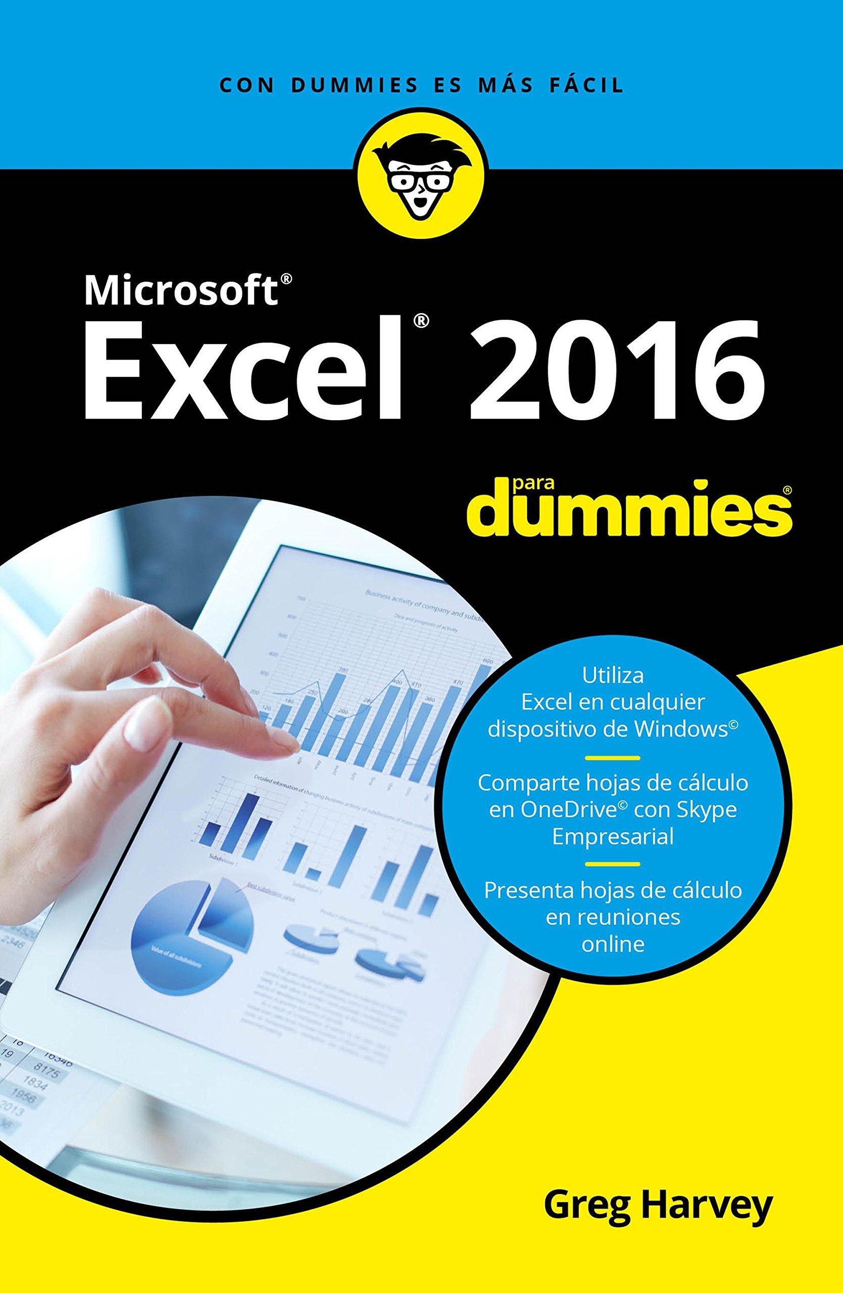 Excel 20 para dummies Amazon.de Harvey, Greg, Ferré Pellicer ...