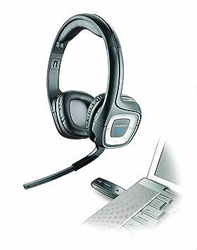 Plantronics Audio 995 - Auriculares de diadema abiertos inalámbricos, negro: Amazon.es: Electrónica