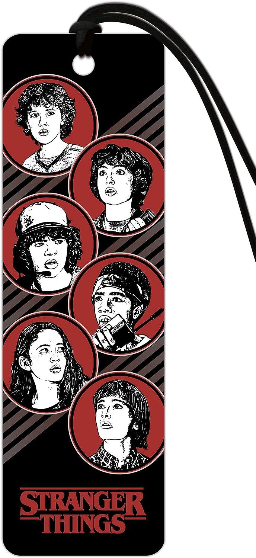 Trends International BM6621 Stranger Things - Marcadores de libros de grupo, multicolor: Amazon.es: Juguetes y juegos