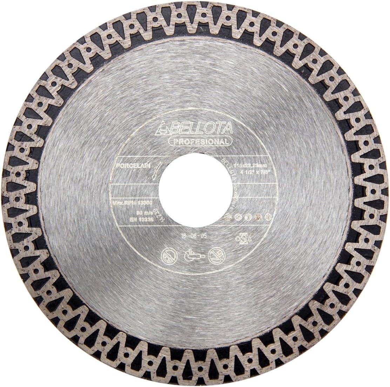 Bellota 50734S115 - Disco de corte de diamante fino para corte ...