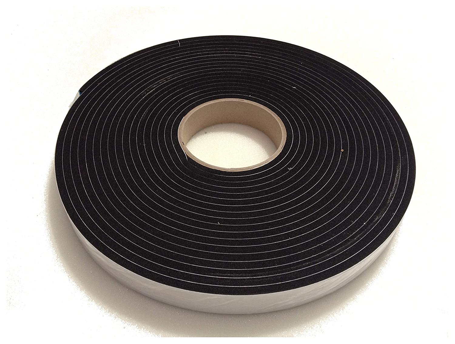 Advanced Acoustics lowenergysupermarket sellador resistente cinta  –   25  mm de 5  mm de espesor por 10  m largo rollo
