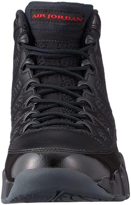 f0fe2e30ecf ... order amazon nike jordan mens air 9 retro black anthracite university  red basketball c56d2 7d9a2