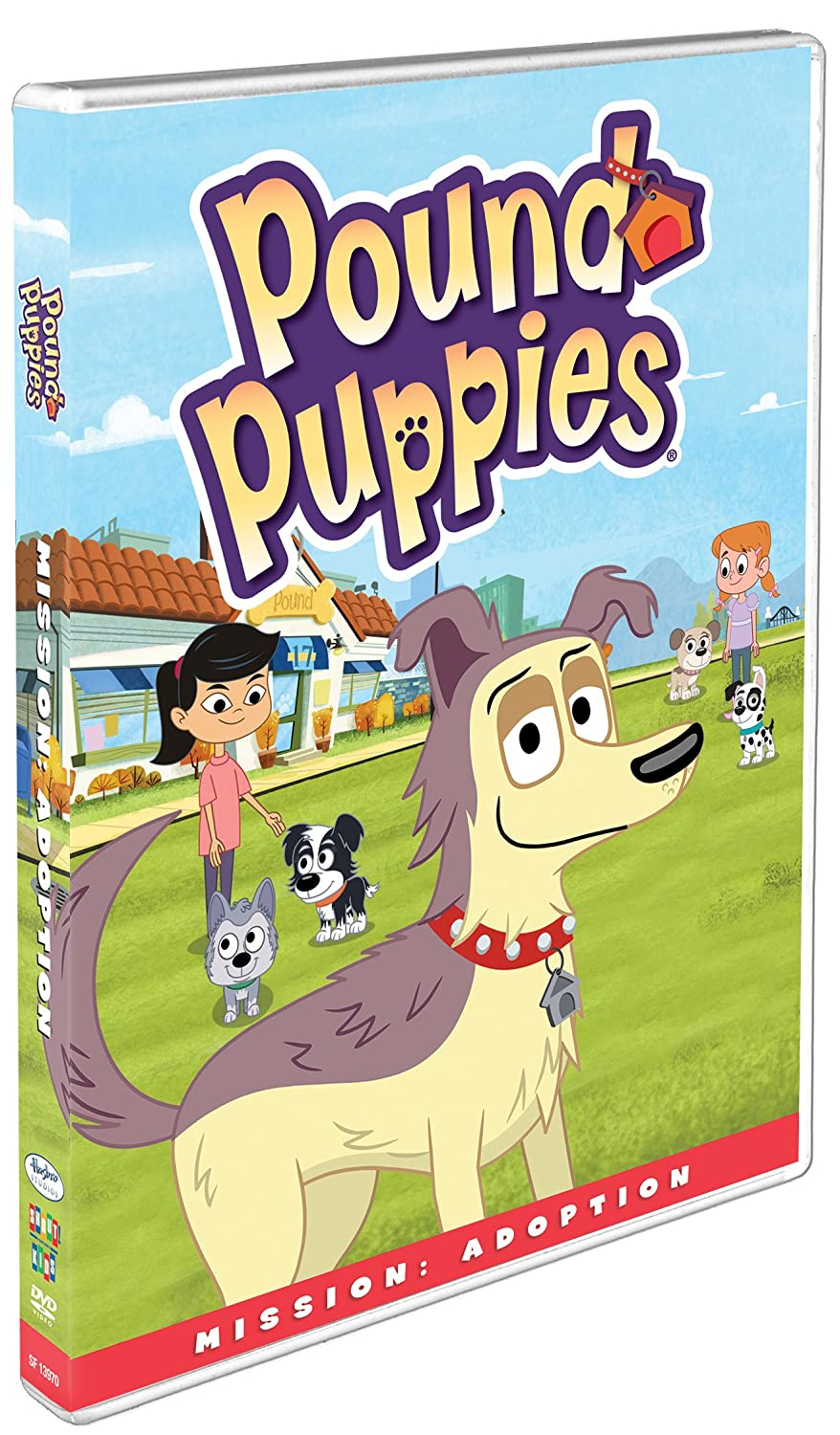 Amazon Pound Puppies Mission Adoption Eric McCormack John
