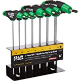 Klein Tools JTH67T TORX T-Handle Hex Key Set and Stand, 6-Inch, 7-Piece