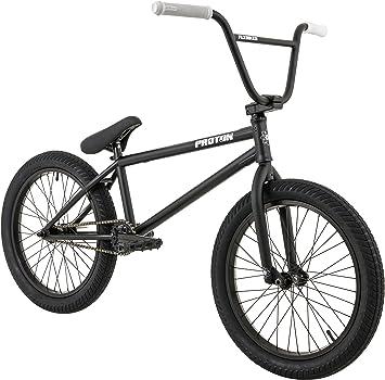 FLYBIKES Proton 2016 Bicicleta BMX, Unisex Adulto, Negro, L ...