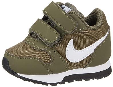 on sale 20bad fe248 Nike MD Runner 2 (TDV), Chaussures de Running Compétition Mixte Enfant,  Multicolore