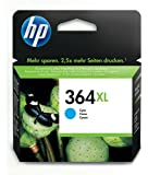 HP Original 364XL - Cartucho de tinta, cian