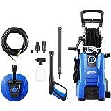 Nilfisk 128471177 D 140.4-9 DP X-tra Hochdruckreiniger, 2400 W, 230 V, Blau