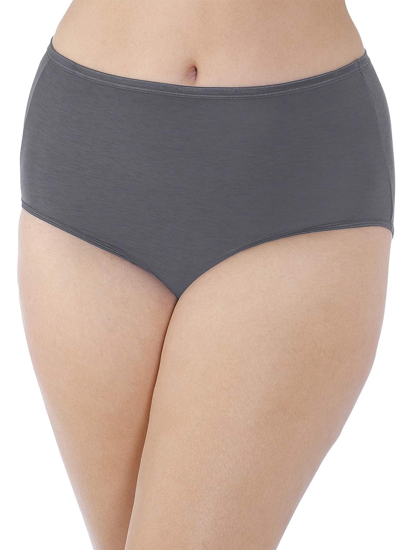Vanity Fair Womens Plus-Size Illumination Brief Plus Size Panty 13811