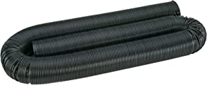 Woodstock D4214 3-Inch by 20-Feet Hose, Black