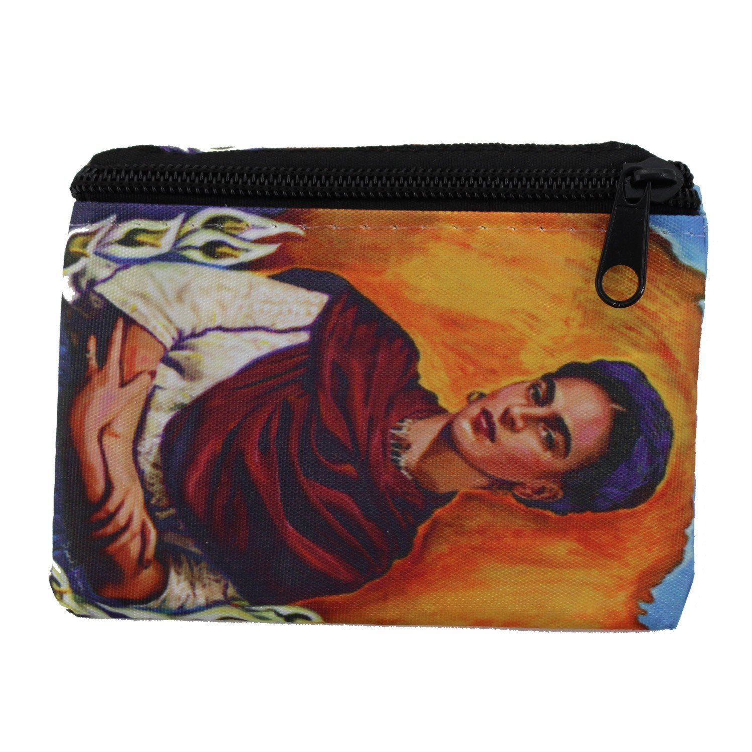 Funda Frida Kahlo Fuego, monedero, Billetera, monedero, piel ...