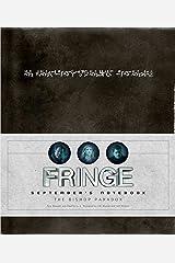 Fringe: September's Notebook Hardcover