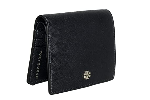 fe1ae4558 Image Unavailable. Image not available for. Color  Tory Burch Emerson Mini  Wallet ...