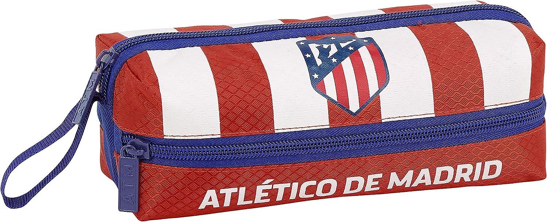 Club Atlético de Madrid Estuche, Niños, Roja, 20 cm: Amazon.es: Ropa y accesorios