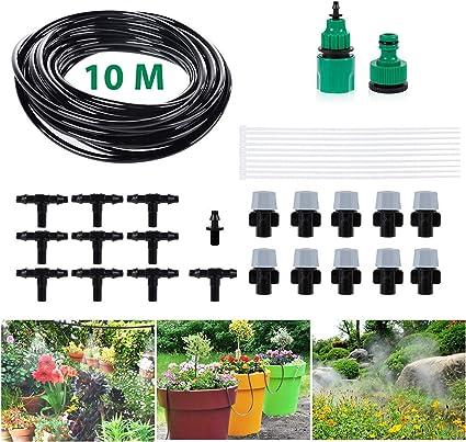 Bewässerungssystem DIY Gartenbewässerung Tröpfchenbewässerung Garten Drippers