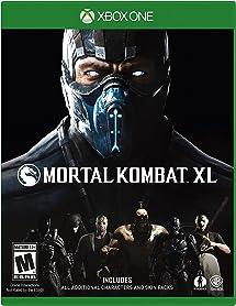 Amazon mortal kombat xl xbox one whv games video games mortal kombat xl xbox one sciox Choice Image