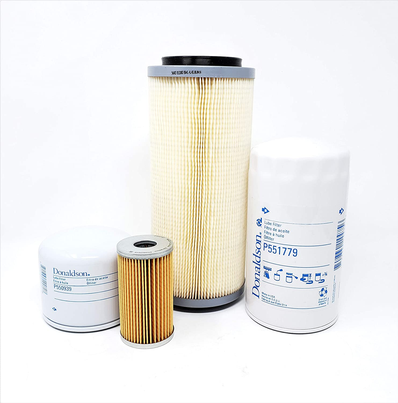 : 1x Ölfilter S 1x Luftfilter FilterSet
