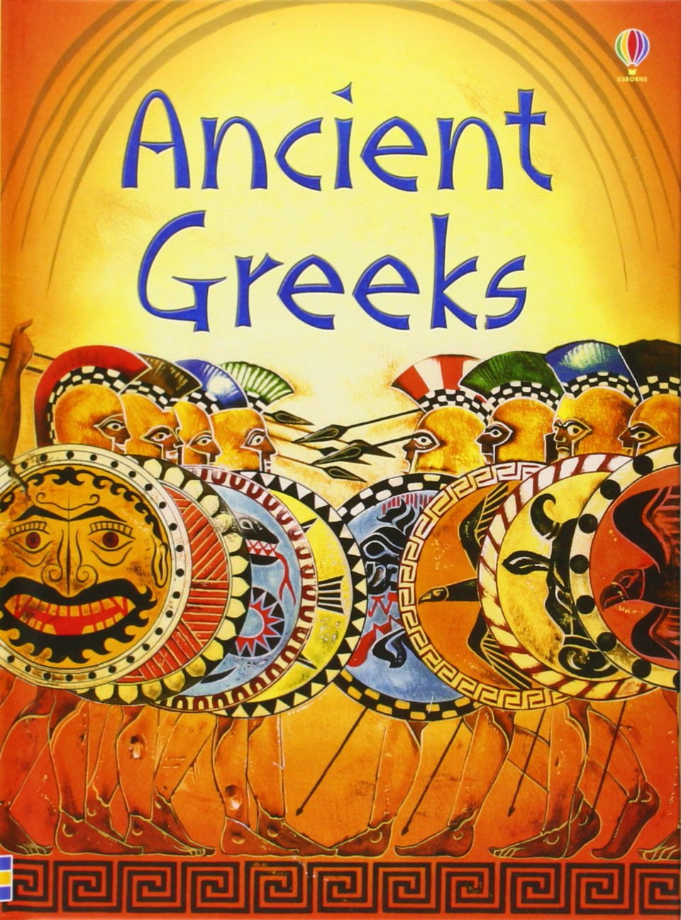 Ancient Greeks (Usborne Beginners): Amazon.co.uk: Stephanie ...