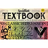 Speedball 003069 The Speedball Textbook 24th Edition - Calligraphy Instruction Book - 120 Pages