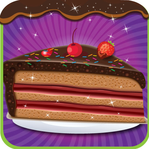 Brownie maker - a chocolate cake baking game