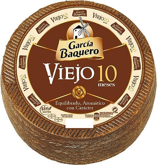 Queso García Baquero Viejo 10 Meses: Amazon.es: Alimentación y bebidas