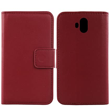 Amazon.com: Gukas Design Genuine Leather Case for Doogee Mix ...