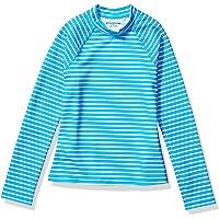 Amazon Essentials - Camiseta de manga larga de neopreno para niña