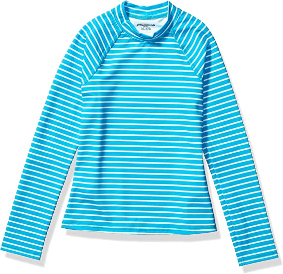 Amazon Essentials - Camiseta de manga larga de neopreno para niña: Amazon.es: Ropa y accesorios