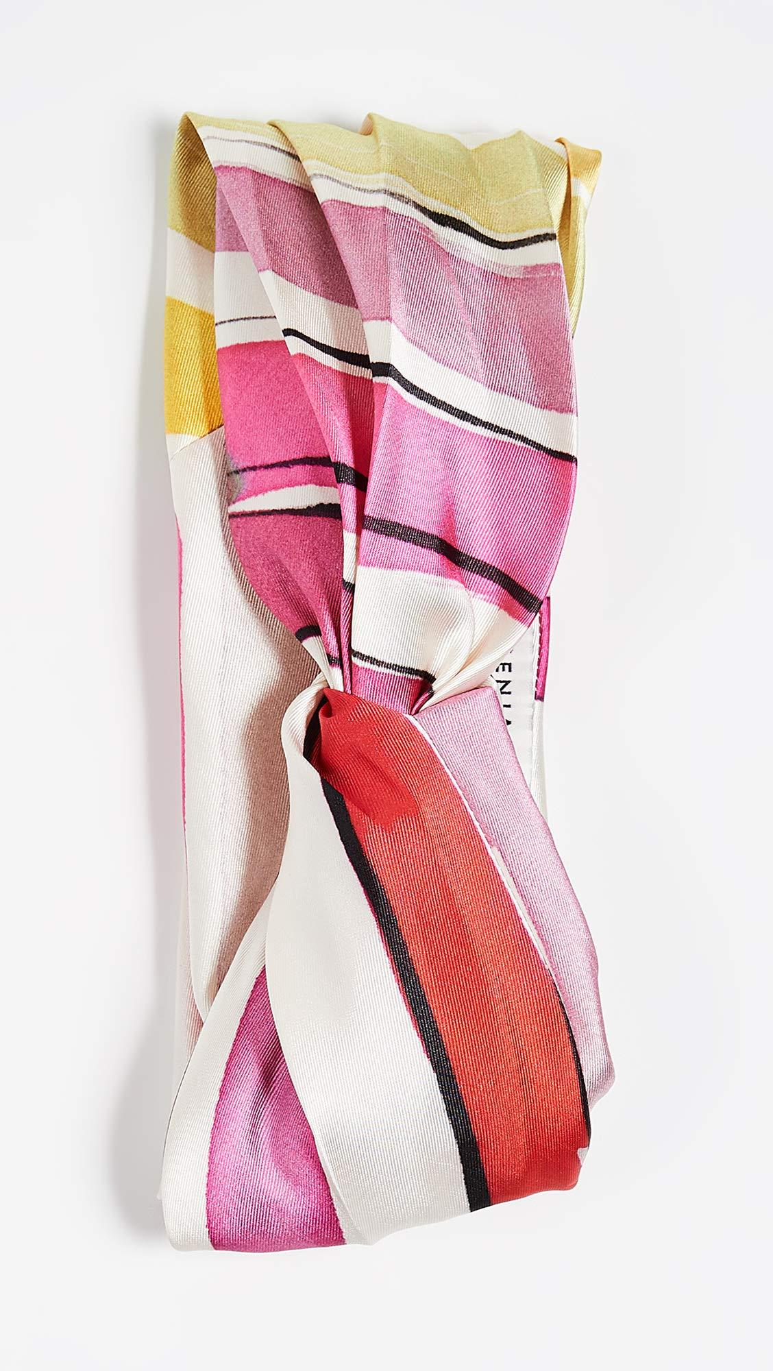 Eugenia Kim Women's Malia Headband, Pink/Red, One Size by Eugenia Kim (Image #2)