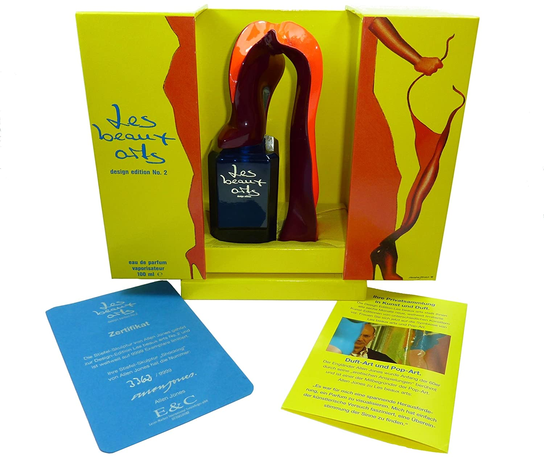 100 ml Les Beaux Arts Design Edition No. 2 Allen Jones