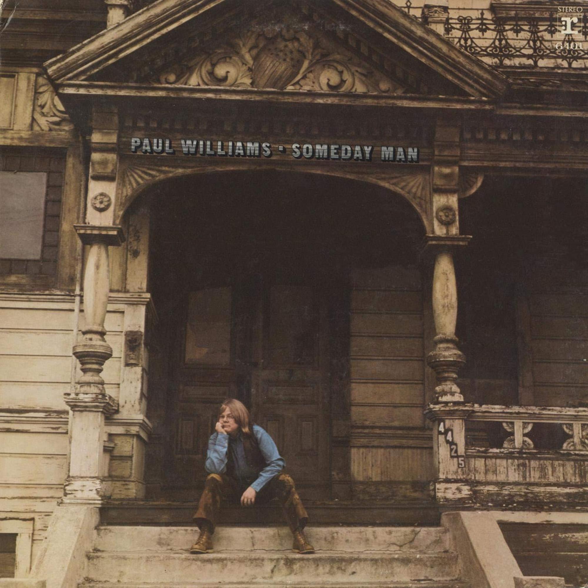 Vinilo : Paul Williams - Someday Man (Colored Vinyl)