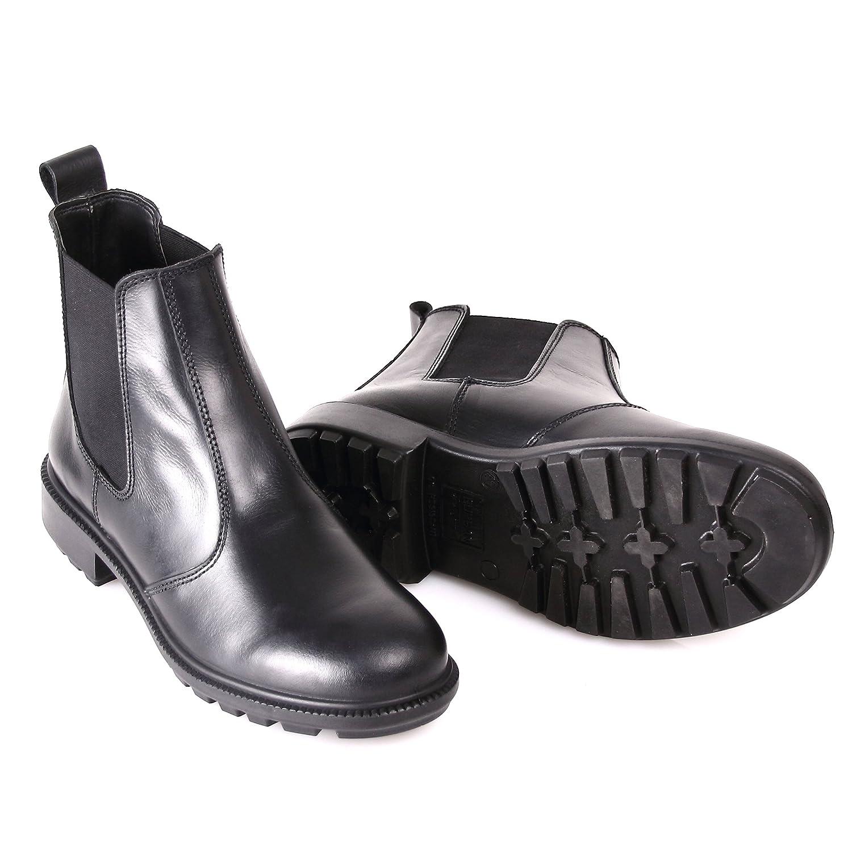 Amazon.com: Burgan 640 Chelsea arranque (Unisex): Shoes