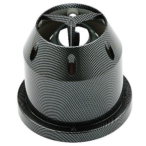 Sumex Aircarb - Filtro AireUniversal con Adaptador, Carbono