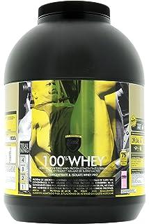 Proteína de Whey 100% de Suero Concentrado y Aislado