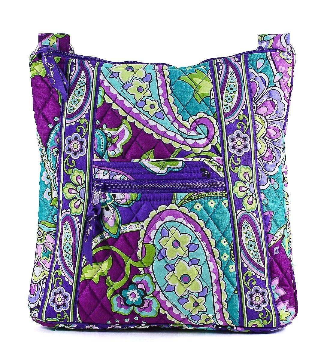 241593c150 Vera Bradley Hipster Cross Body Bag in Heather  Handbags  Amazon.com