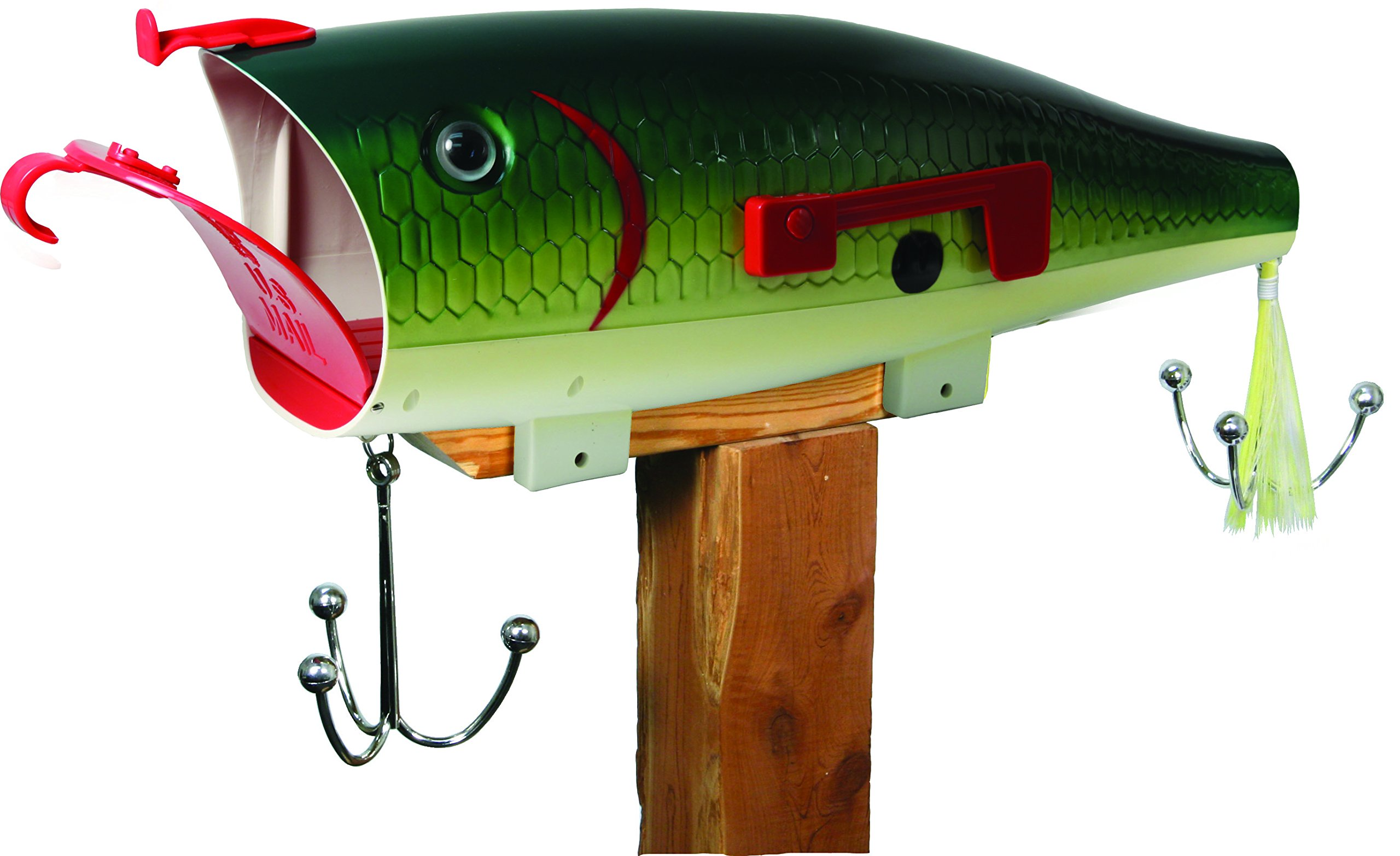 River's Edge Products REP Giant Lure Mailbox Bass Exclusive Color