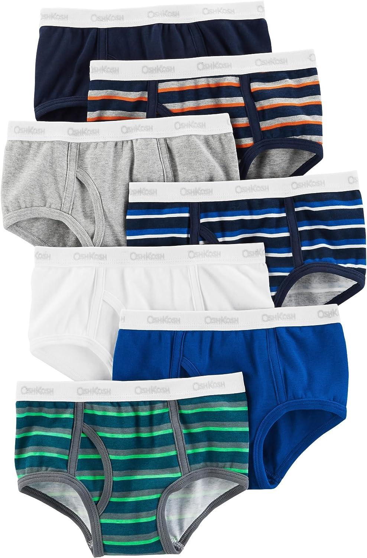 OshGosh Big Boys/' 7-Pack Cotton Briefs