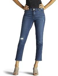 07b4dc5decd LEE Women s Slimming Fit Kyla Capri Jean